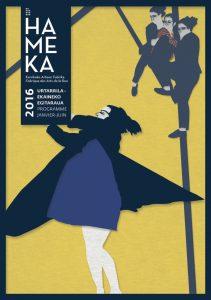 Programme Janvier-Juin 2016 Hameka 2016ko Urtarrila-Ekaina Egitaraua