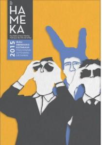 Programme Septembre-Décembre 2015 Hameka 2015eko Iraila-Abendua Egitaraua