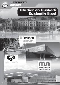 Euskadin Ikasi - Etudier en Euskadi