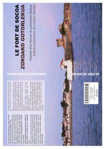 livre Le Fort de Socoa - Zokoako Gotorlekua liburua